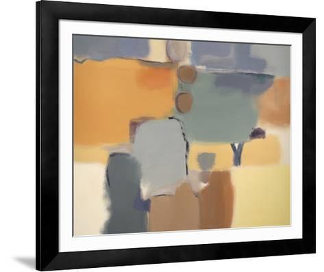 Afternoon Light-Nancy Ortenstone-Framed Art Print