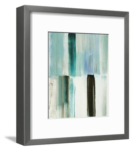 Winter?s Window No. 1-Joan Davis-Framed Art Print