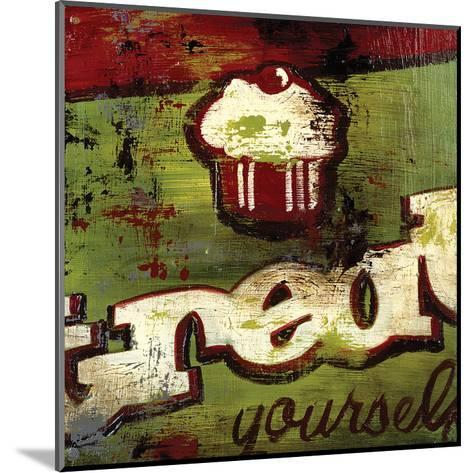 You Deserve It-Rodney White-Mounted Giclee Print
