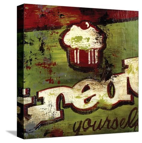 You Deserve It-Rodney White-Stretched Canvas Print