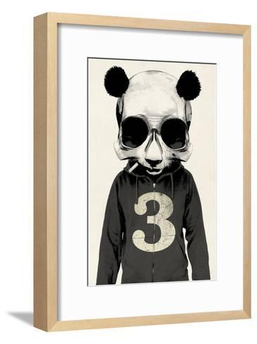 Panda No. 3-Hidden Moves-Framed Art Print