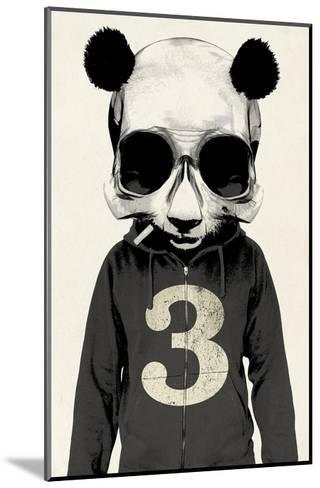 Panda No. 3-Hidden Moves-Mounted Art Print