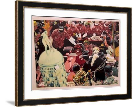 Winner Circle-Ron Kleemann-Framed Art Print