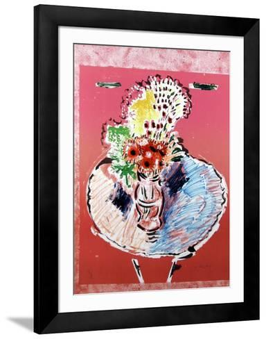 Untitled Flowers 18-Wayne Ensrud-Framed Art Print