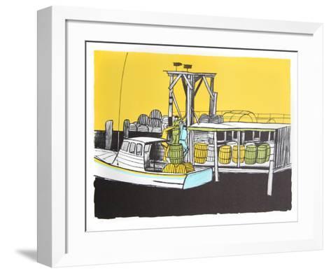 Loading the Boat-Arthur Seiden-Framed Art Print