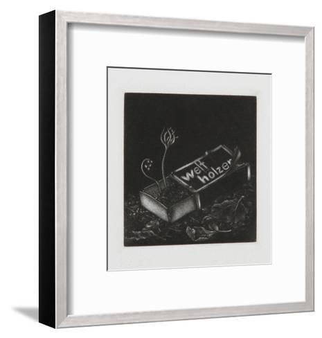 Welfholzer-Gerde Ebert-Framed Art Print