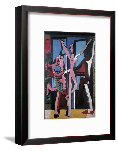 The Three Dancers, 1925-Pablo Picasso-Framed Art Print