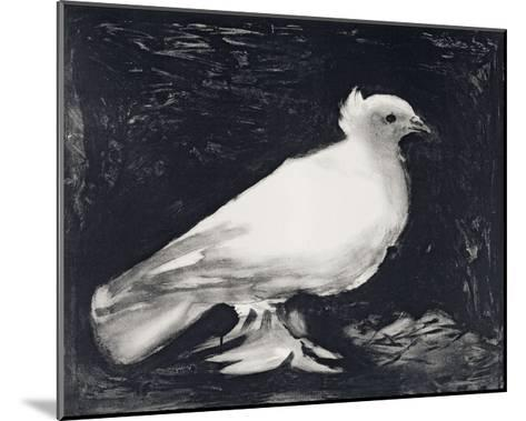 Dove, 1949-Pablo Picasso-Mounted Art Print