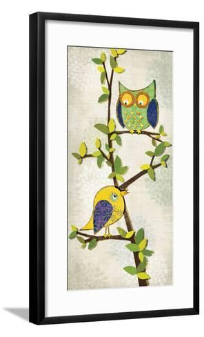Branching Out II-Tandi Venter-Framed Art Print