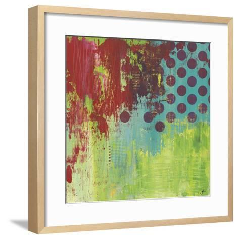 Make Me A Rainbow-Julie Hawkins-Framed Art Print