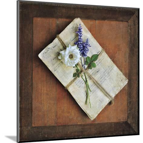 Letters To Home I-Cristin Atria-Mounted Art Print