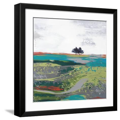 Summer Breeze-Leslie Bernsen-Framed Art Print