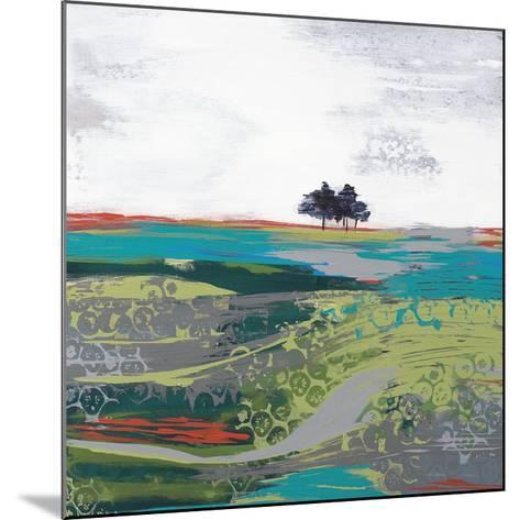 Summer Breeze-Leslie Bernsen-Mounted Art Print
