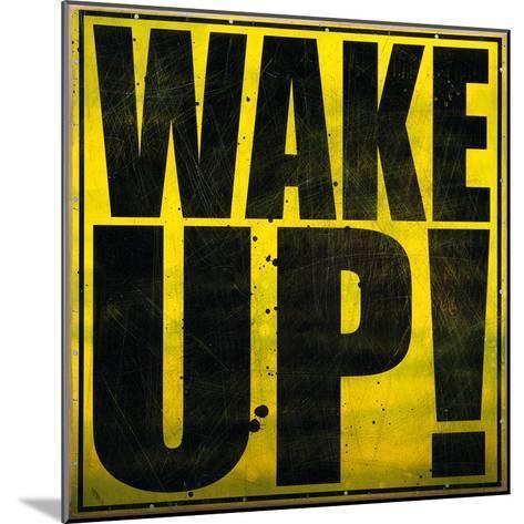 Wake Up!-Daniel Bombardier-Mounted Giclee Print