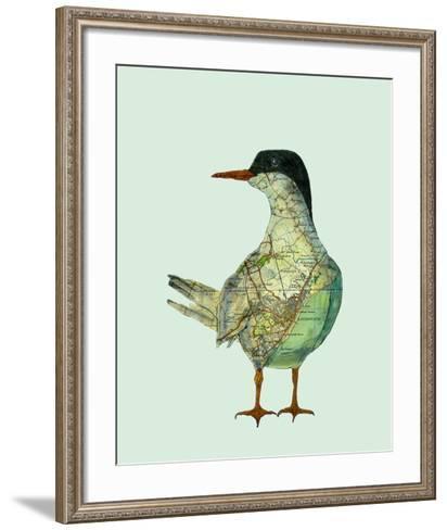 Eastbourne-Jenny Capon-Framed Art Print