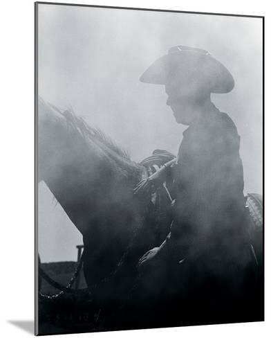 Rodeo II-Andrew Geiger-Mounted Giclee Print