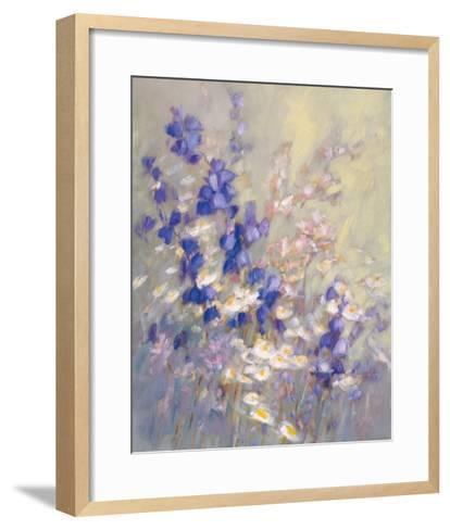 Impression de Fleurs-Genevieve Dolle-Framed Art Print