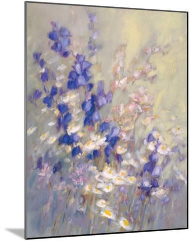 Impression de Fleurs-Genevieve Dolle-Mounted Giclee Print