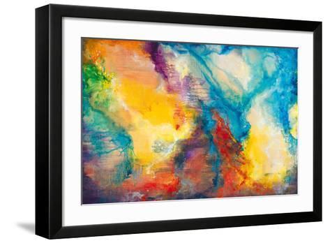 Concept II-Georges Generali-Framed Art Print