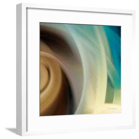 Modulation I-Mark Lawrence-Framed Art Print