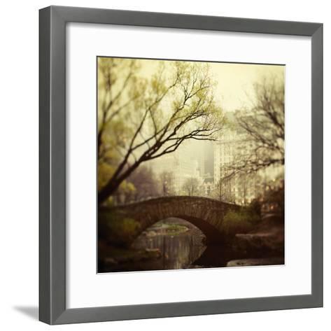 Twilight Hush-Irene Suchocki-Framed Art Print
