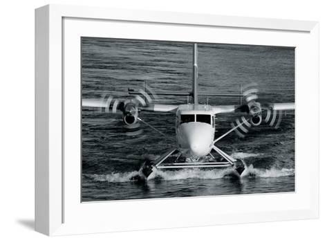 Jet Speed-Laura Warren-Framed Art Print