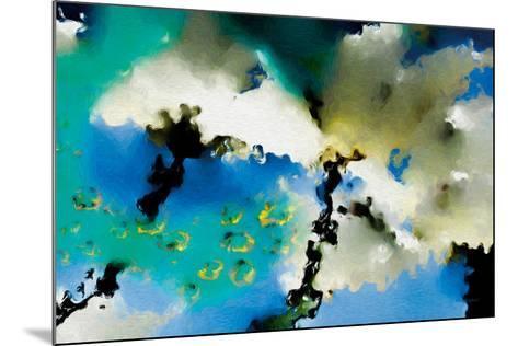 Cloud Burst-Mark Lawrence-Mounted Giclee Print