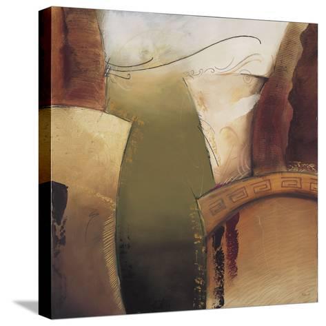 Emerging II-Kamy-Stretched Canvas Print