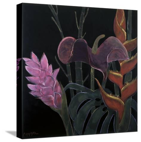 In Bloom I-Pegge Hopper-Stretched Canvas Print