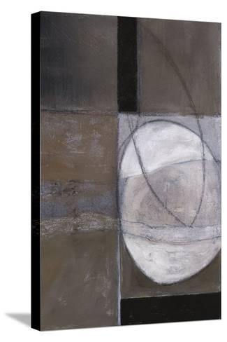 Circular Motion II-Sharon Perkins-Stretched Canvas Print