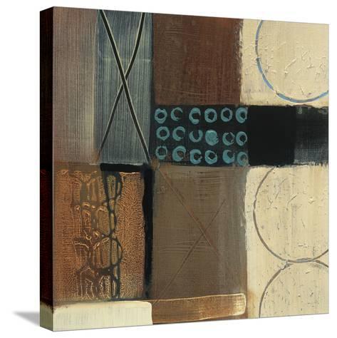 Circumference-Leslie Bernsen-Stretched Canvas Print