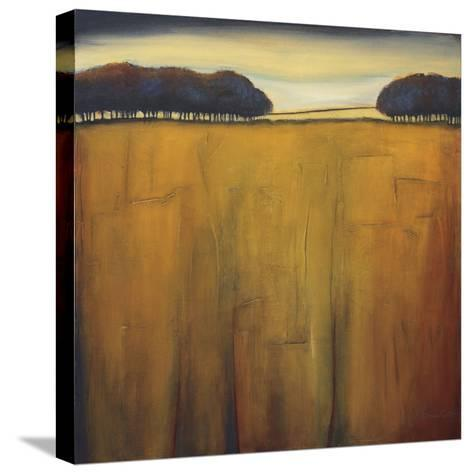The Sound of Trees-Jutta Kaiser-Stretched Canvas Print