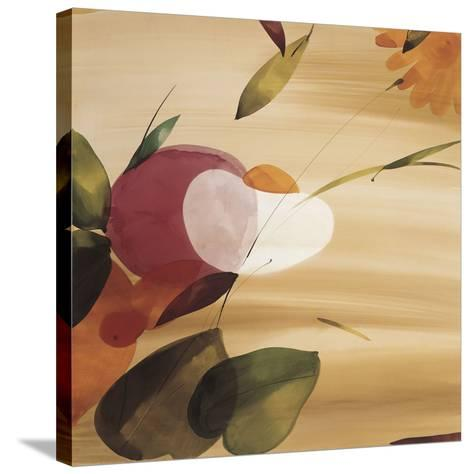 Floral Inspiration I-Lola Abellan-Stretched Canvas Print