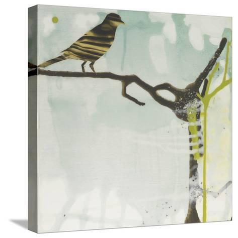 Early Bird-Gina Miller-Stretched Canvas Print