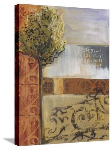 Beyond the Gate-Leslie Bernsen-Stretched Canvas Print