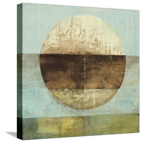 The Gathering Shore-Heather Ross-Stretched Canvas Print