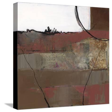 White Resonance II-Leslie Bernsen-Stretched Canvas Print
