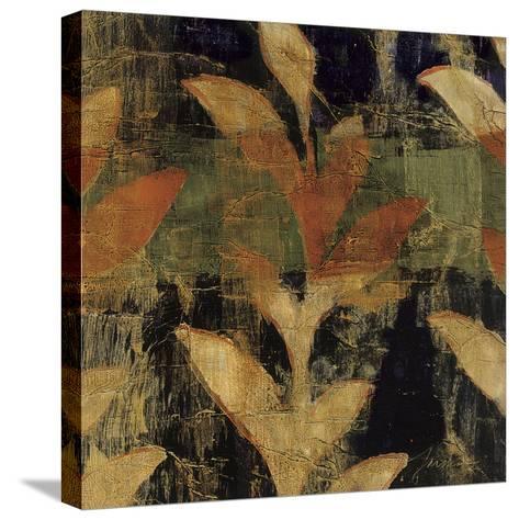Undersea Violet II-Elizabeth Jardine-Stretched Canvas Print