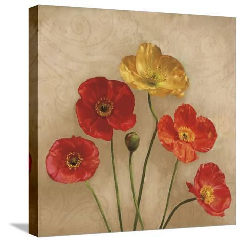 Graceful Spring II-Janel Pahl-Stretched Canvas Print