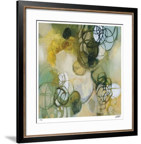 Light Reflections 1-Liz Barber-Framed Art Print