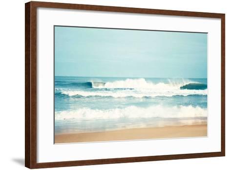 Salty Sea Air-Carolyn Cochrane-Framed Art Print