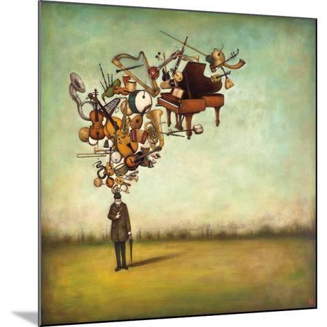 Thanks for the Melodies-Duy Huynh-Mounted Art Print
