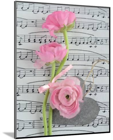 Composition Florale : Coupe-Chatelain-Mounted Art Print