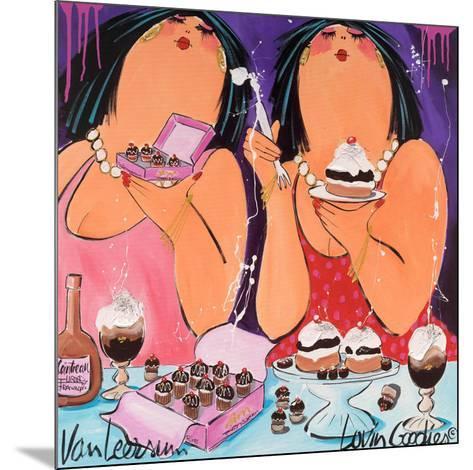 Lov'in Goodies-El Van Leersum-Mounted Art Print