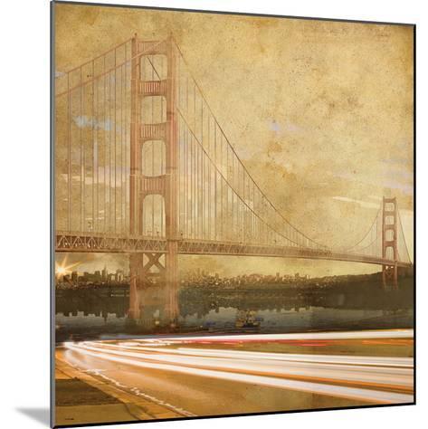Golden Gate Parkway-Andrew Sullivan-Mounted Art Print