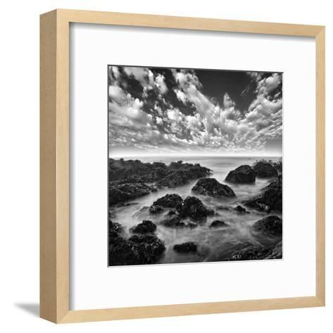 Ocean Seatide I--Framed Art Print