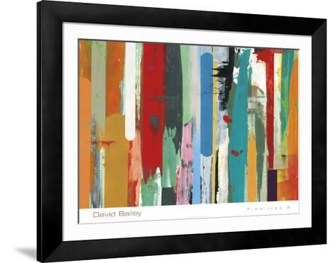 Timelines 2-David Bailey-Framed Art Print