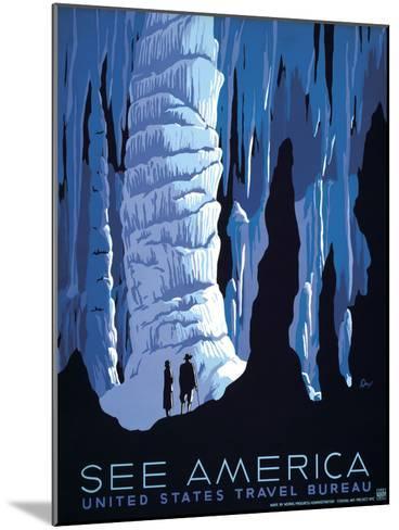 See America--Mounted Art Print