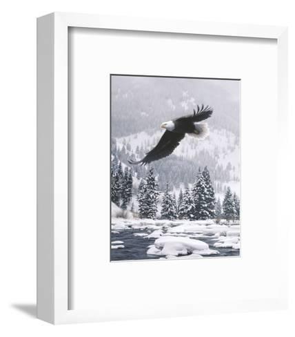 Free Flight (detail)-Daniel Smith-Framed Art Print