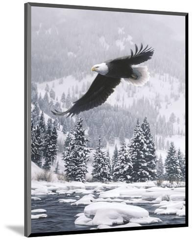 Free Flight (detail)-Daniel Smith-Mounted Art Print